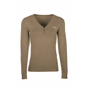 Alessandro Albanese Linen Sweater - Ladies