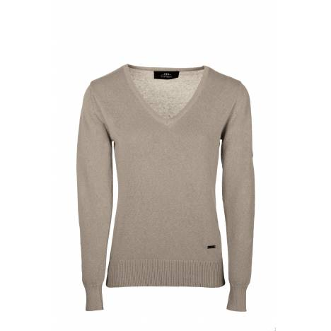 Alessandro Albanese V-neck Sweater with Buttons - Ladies