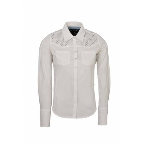 Horseware Flori Cotton Shirt - Ladies