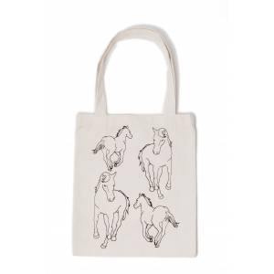 Horseware Recycled Cotton Tote Bag