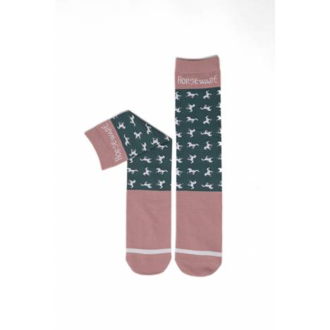 Horseware Knee Socks - 2 Pack - Kids
