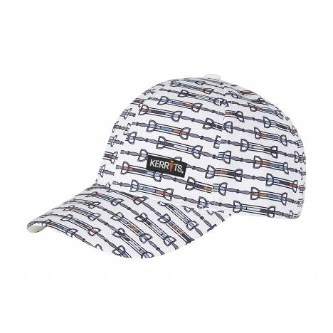 Kerrits Printed Ball Cap - Ladies