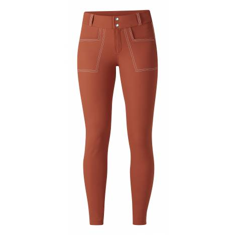 Kerrits Side Pass Pocket Breech Kneepatch - Ladies