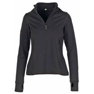Ovation Equinox Quarter Zip Shirt - Ladies