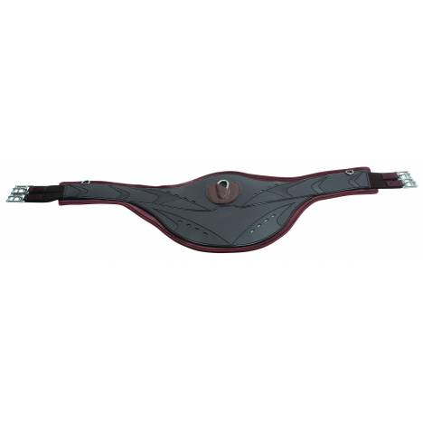 Professional's Choice Contoured Belly Jump Girth