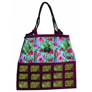 Professional's Choice Scratchless Hay Bag - Desert Flower