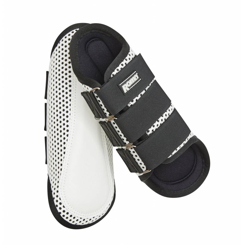 Roma Air Flow Shock Absorber Splint Boots