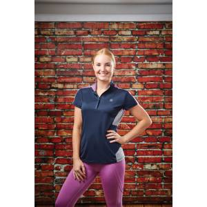 Dublin Fuller Short Sleeve Performance Top - Ladies