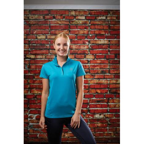 Dublin Glencoe Short Sleeve Performance Top - Ladies