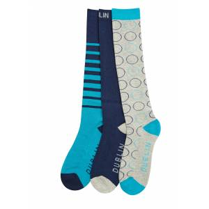 Dublin Gradient 3 Pack Socks
