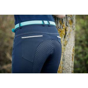 Dublin Jet Full Seat Breeches - Ladies