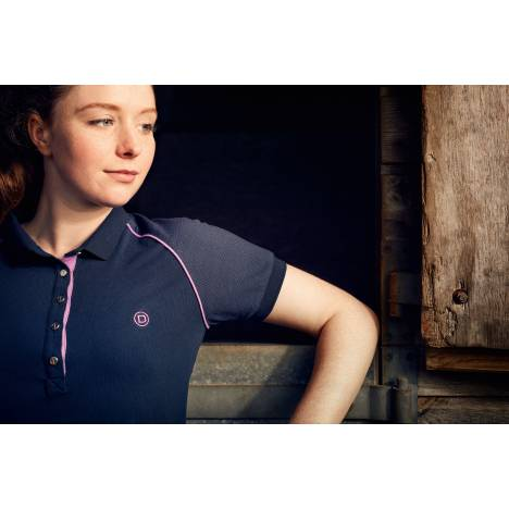 Dublin Keller Short Sleeve Polo - Ladies