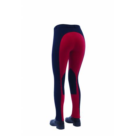 Dublin Supa Fit Euro Seat Pull On Stirrup Jodhpurs - Kids