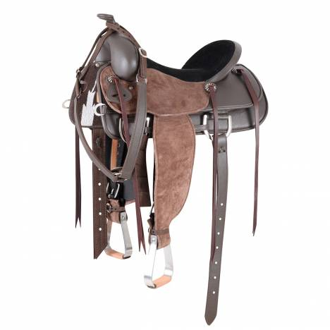 Cashel Lite Trail Saddle w Breast Collar