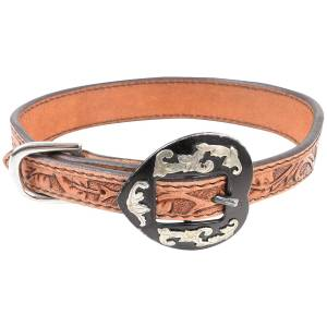 Cashel Dog Collar - Floral Rose