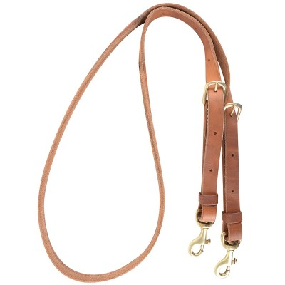 Cashel Rolled Adjustable Reins