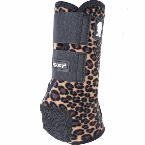 Classic Equine Legacy 2 System Front - Cheetah
