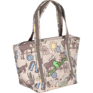 Classic Equine Cooler Tote - Frontier