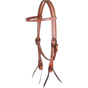 Martin Browband Headstall with  Heat Buckles