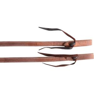 Martin Doubled and Stitched 5/8 Harness/Latigo Split Rein