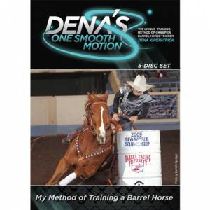 Dena Kirkpatrick DVD - One Smooth Motion