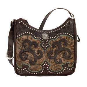 American West Annie's Secret Collection Shoulder Bag