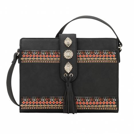 Bandana Del Rio Zip Top Crossbody Bag