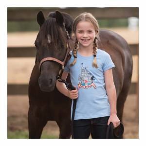 Irideon Barn Princess Tee - Kids