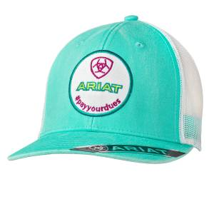 Ariat Ladies Pay Your Dues Ball Cap