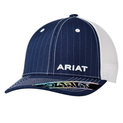 Ariat Youth Pinstripe Ball Cap