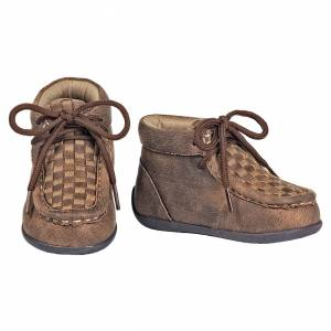 DBL Barrel Carson Toddler Casual Shoes