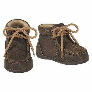 DBL Barrel Gavin Toddler Casual Shoes