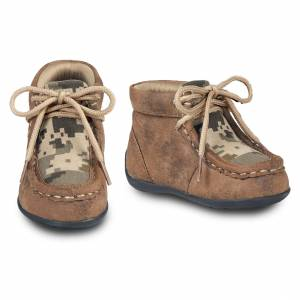 DBL Barrel Barrett Toddler Casual Shoes