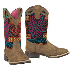 Blazin Roxx Hailey Childs Cowboy Boots