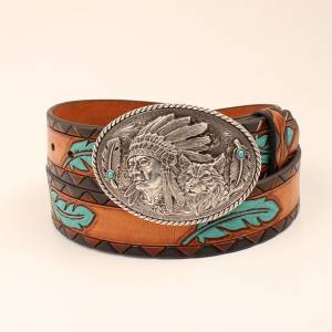Ariat Aztec Edge Belt - Ladies