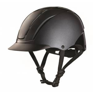 Troxel Spirit Low Profile Helmet - Smoke