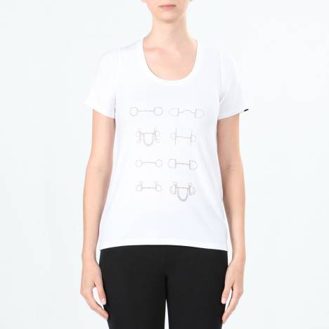 Irideon Bits Swing Tee - Ladies