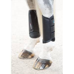 Shires Arma Air Motion XC Boots - Rear