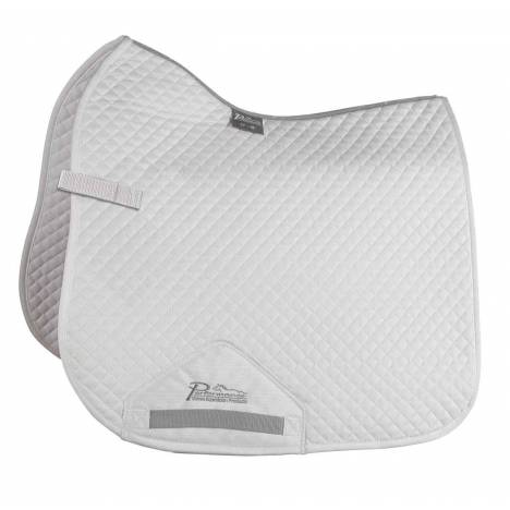 Shires Performance Synthetic Suede Dressage Saddlecloth