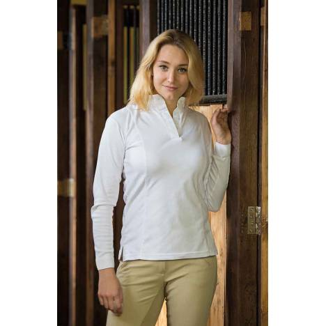 Shires Thermal Hunt Shirt - Ladies