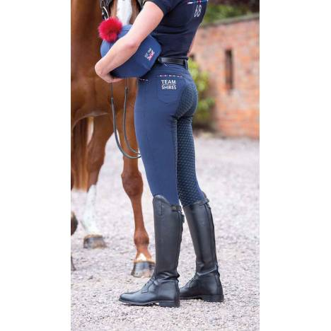 Shires Performance Team Breeches - Ladies