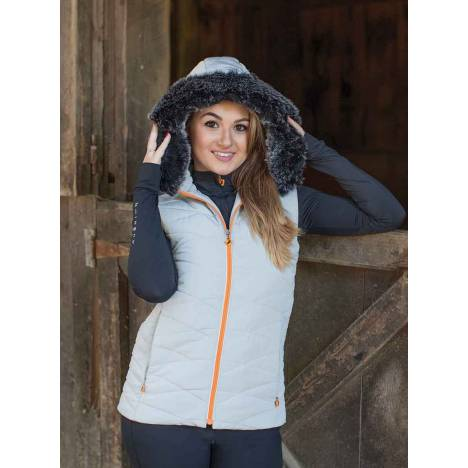 Shires Aubrion Thistledown Padded Gilet - Ladies