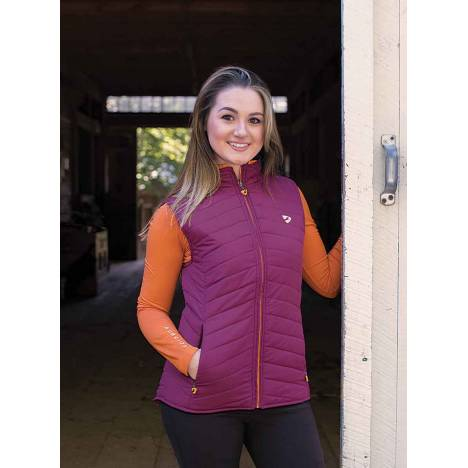 Shires Aubrion Rosecroft Lightweight Gilet - Rosecroft