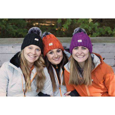 Shires Indiana Pom Pom Hat - Ladies