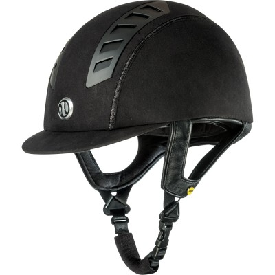 Trauma Void EQ3 Riding Helmet - Microfiber Shell