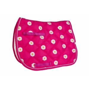 Lettia Embroidered All Purpose Pad - Daisy