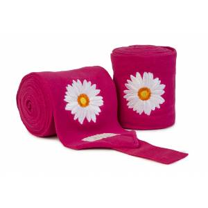 Lettia Bright Pink/Daisy Polo  Wrap