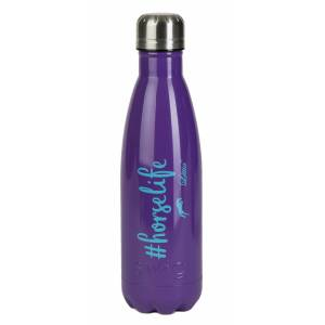 Lettia Stainless Steel Water Bottle - #horselife