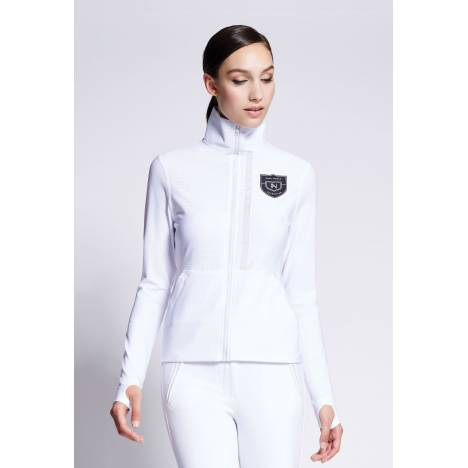 Asmar Atlas Mesh Zip Up - Ladies