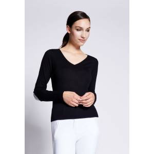 Asmar Adara V-Neck Merino Sweater - Ladies